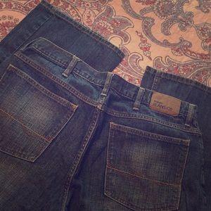 Men's Wrangler relaxed Bootcut Jeans 34x30